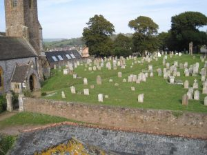 Buried History – Graves in the Churchyard